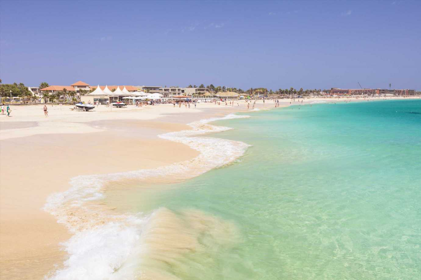 How hot is Cape Verde in November & how long is the flight from the UK? Plus deals from £603pp
