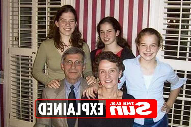 How many kids does Dr Fauci have?