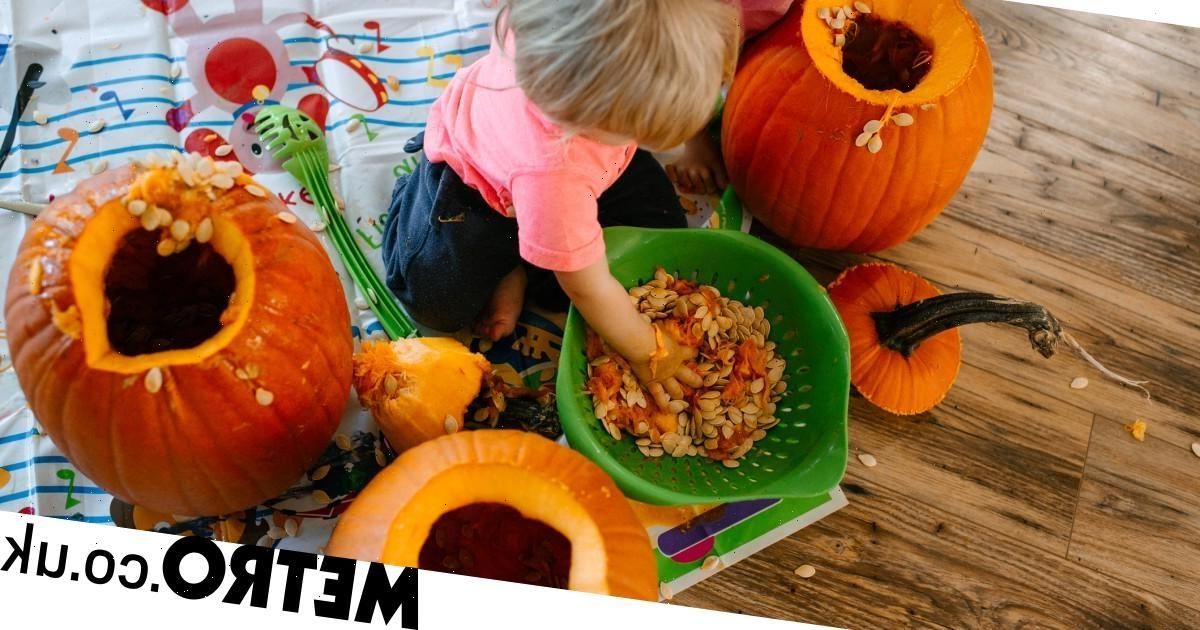 How to clean common Halloween stains off your floors