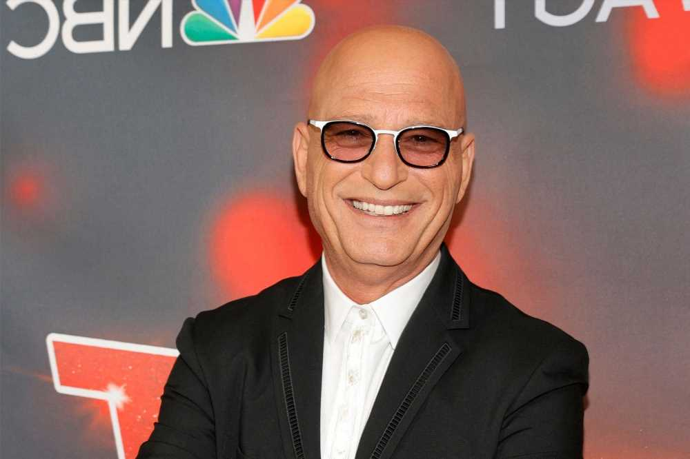Howie Mandel fainted at Starbucks because he was dehydrated from a colonoscopy