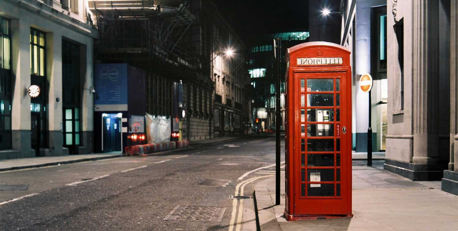 I Fulfilled My Fantasy of Getting F*cked in One of Those Iconic London Telephone Booths—and Yes, It Was Hot
