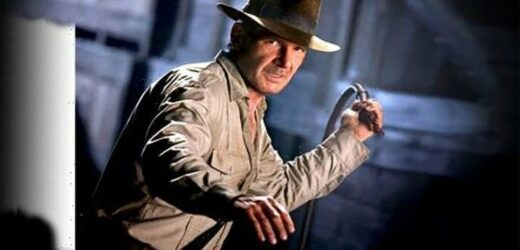 Indiana Jones and the REAL raiders of the lost Ark