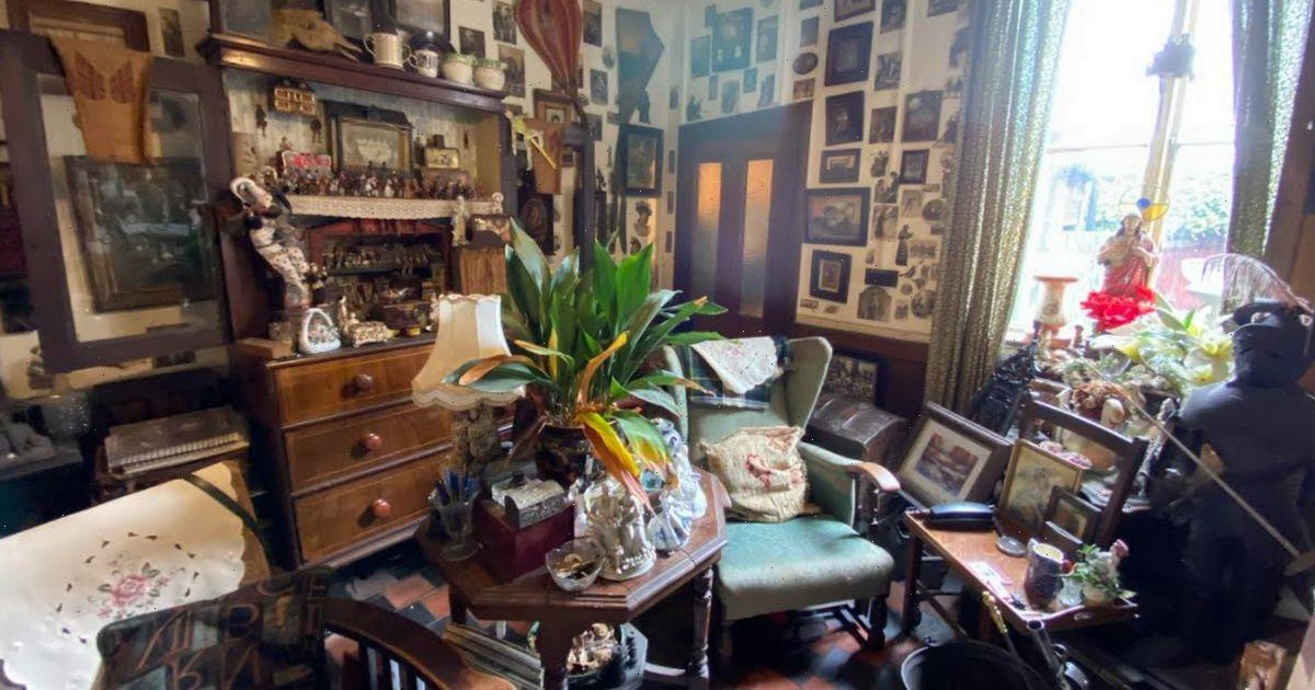 Inside 150-year-old house frozen in time with Victorian furniture and old toys