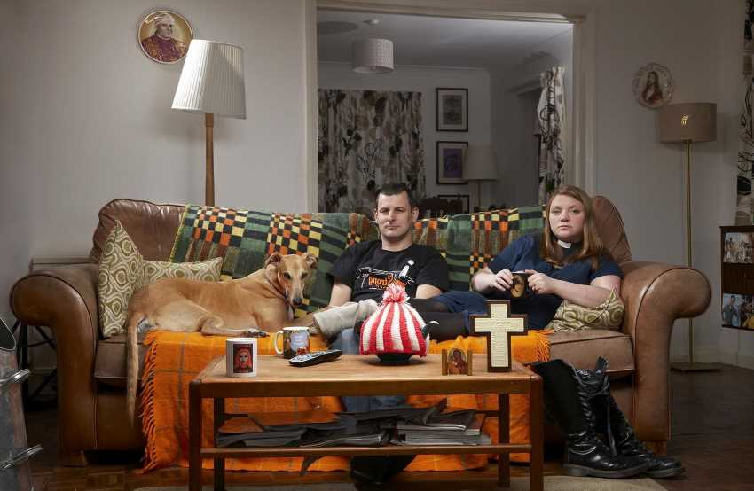 Inside Gogglebox star Rev Kate Bottley's home with hot tub in the garden – including the bits you never see on camera