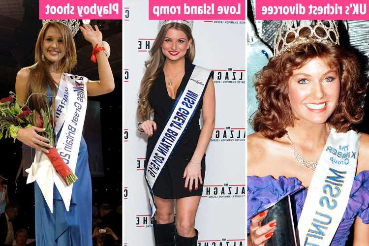 Inside the biggest beauty queen scandals – from nude snaps and sex with the judges to a £350m divorce settlement – The Sun