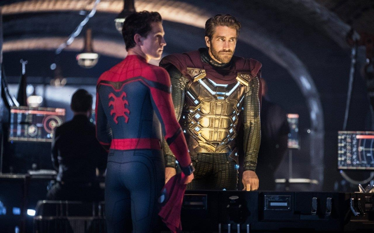 Jake Gyllenhaal Credits Tom Holland for Helping Him Overcome Anxiety on 'Spider-Man' Set