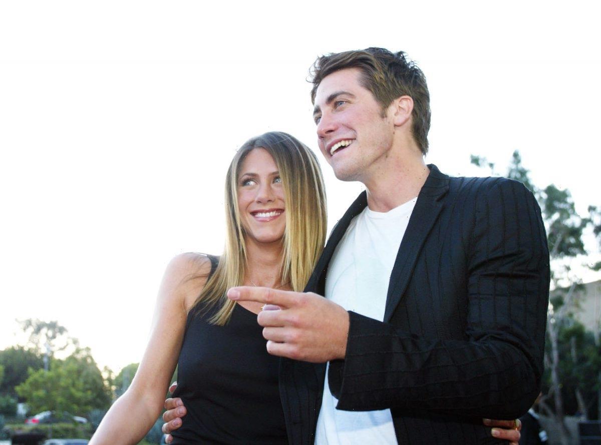 Jake Gyllenhaal Reveals Sex Scenes With Jennifer Aniston Were 'Awkward'