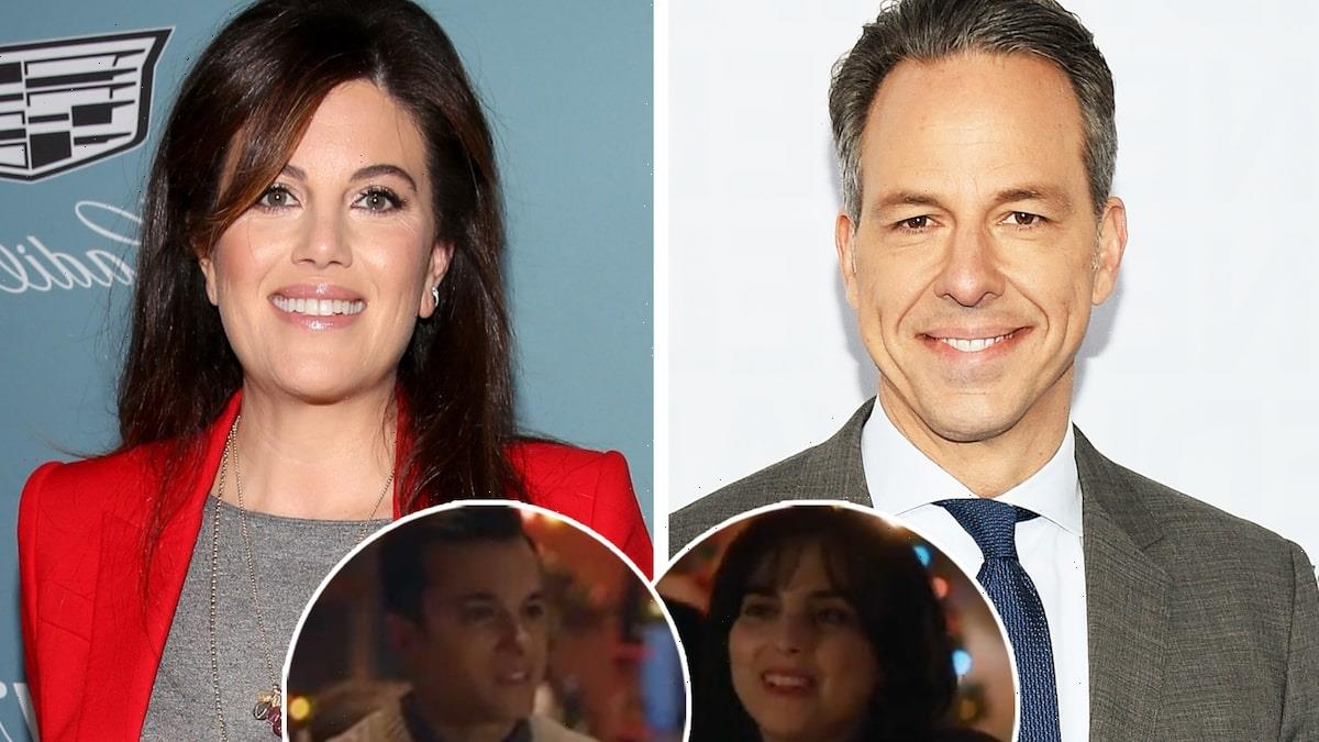 Jake Tapper Brings Up His 'G-Rated' Date with Monica Lewnisky During Interview With Her