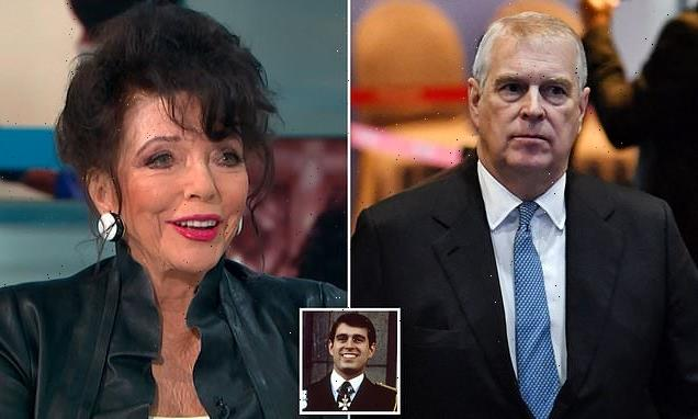 Joan Collins: Prince Andrew brought very pretty girl to dinner party