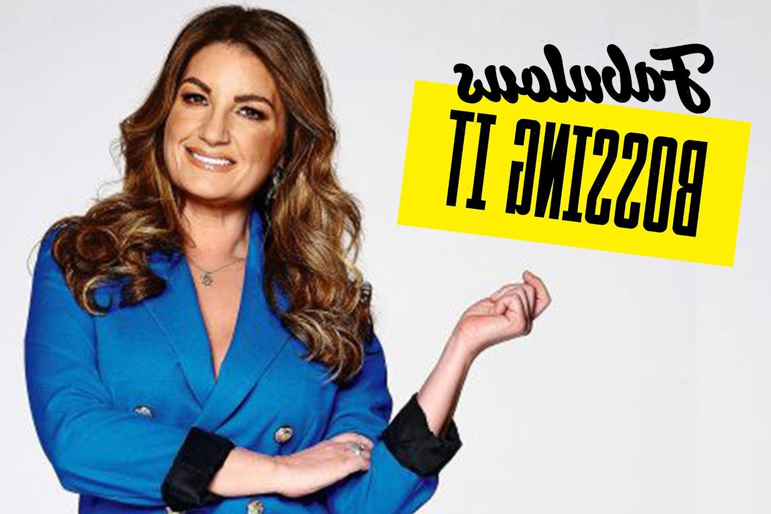 Karren Brady gives career advice – from dream jobs to getting back to work