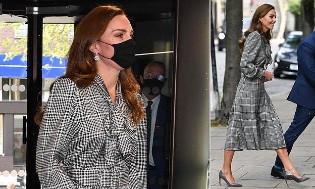 Kate Middleton put on stylish display at University College London
