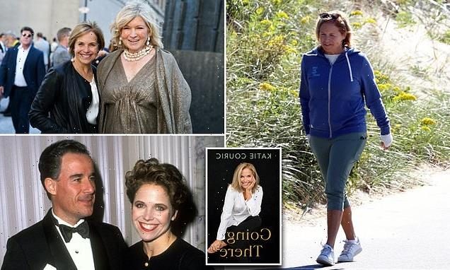 Katie Couric is slammed for 'scorched earth' memoir