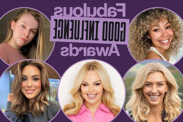 Katie Piper, Isabelle Weall & Dr Hazel Wallace amongst the inspirational women to win a Fabulous Good Influence Award