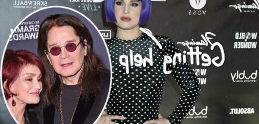 Kelly Osbourne In Rehab After Another Relapse – And Plans To QUIT Hollywood When She's Clean!