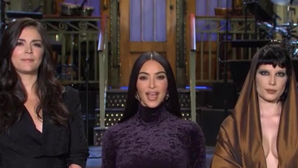 Kim Kardashian West Jokes 'SNL' Hosting Gig is So Easy, All About Looks