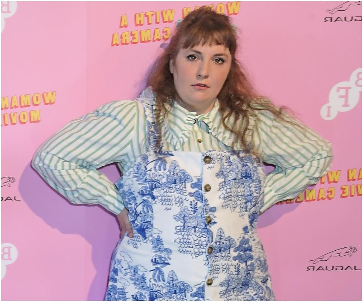 Lena Dunham Slams Comments Comparing Wedding Photos to Her HBO 'Girls' Appearance