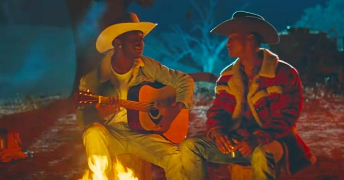 """Lil Nas X Reveals He Previously Dated His """"That's What I Want"""" Costar"""