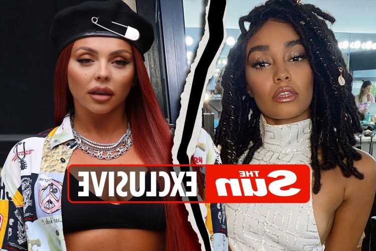 Little Mix's Leigh-Anne Pinnock WARNED Jesy Nelson about blackfishing last year in explosive bust-up