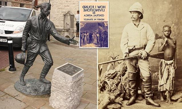Locals votes on whether to topple Sir Henry Morton Stanley's statue
