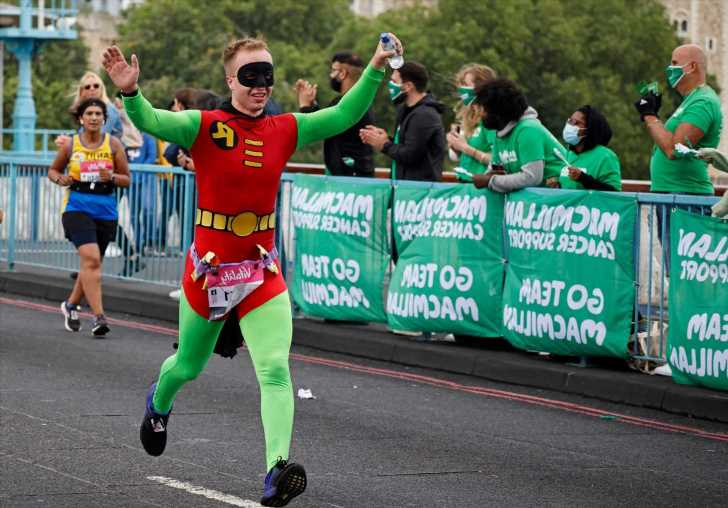 London Marathon 2022 ballot: How to apply for NEXT year's big race