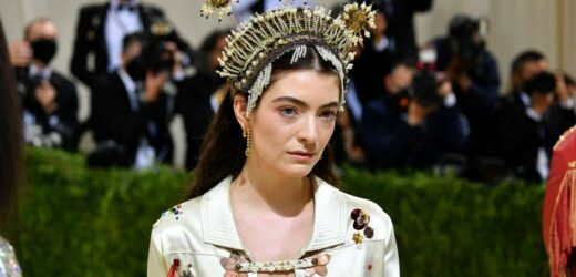 Lorde Revealed 1 Surprising Item She Takes On Tour