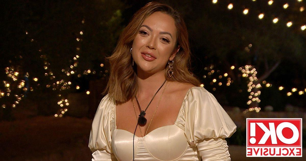Love Island's Sharon Gaffka says her parents find it 'hilarious' when fans follow her around