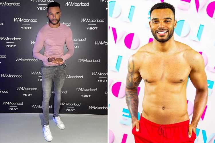 Love Island's Tyler leaves fans open mouthed as he looks completely different in new picture from fashion launch