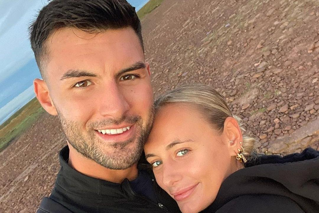 Love Island's Millie and Liam spend time apart after revealing plans to move in together
