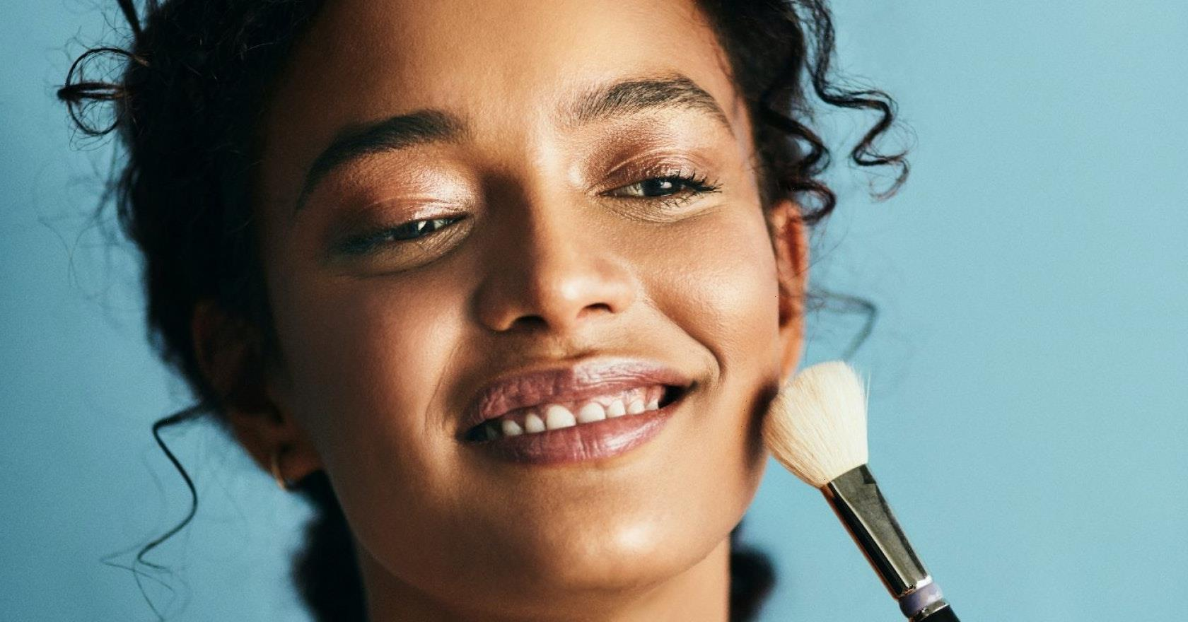 Make-up artists swear by this one product for ultra-glowy winter skin