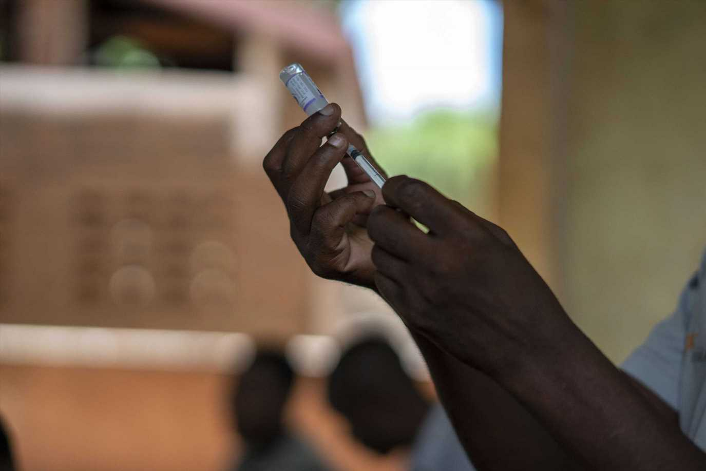 Malaria vaccine will be rolled out to kids in Africa after historic jab gets WHO green light