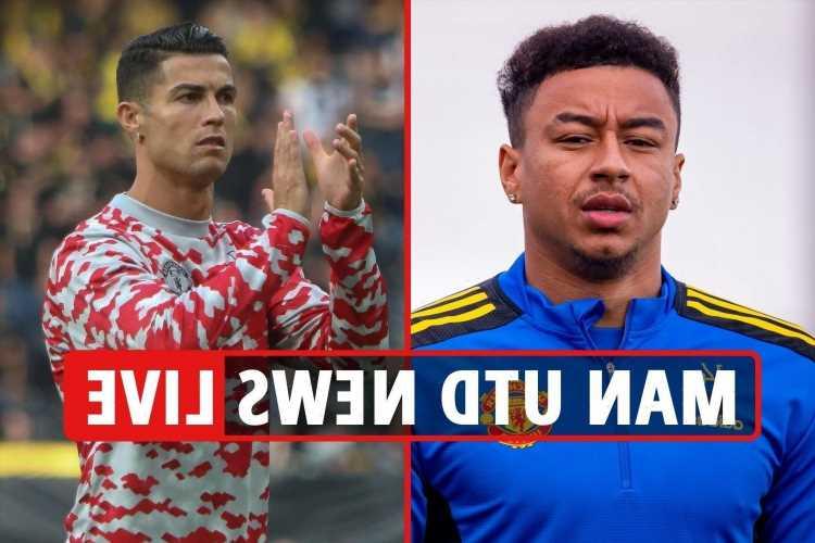 Man Utd news LIVE: Solskjaer gives Lingard update, Ronaldo player of month nominee, Van de Beek bench rage – latest