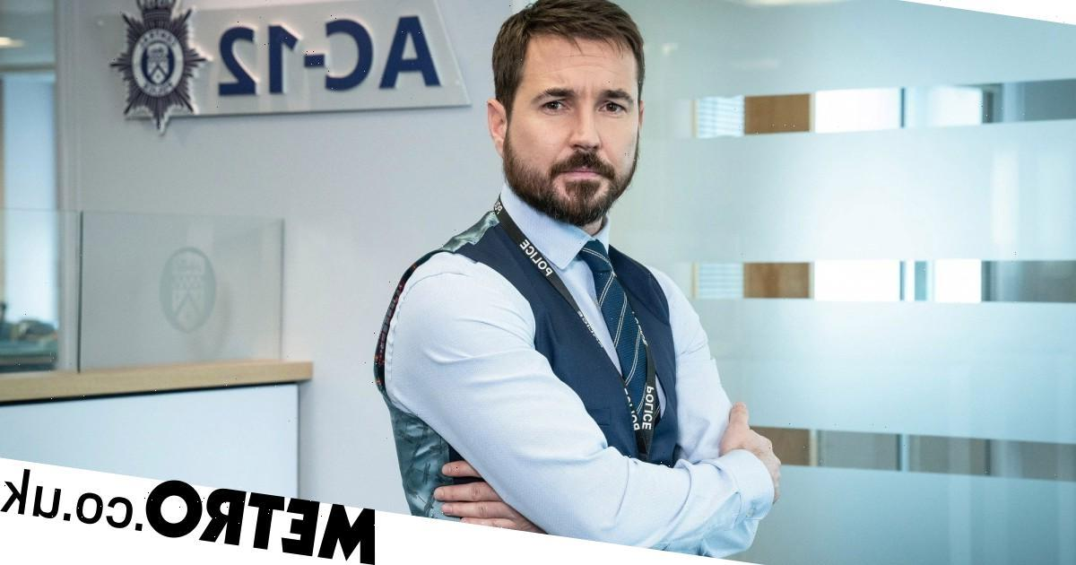 Martin Compston will only return to Line of Duty for a good enough storyline