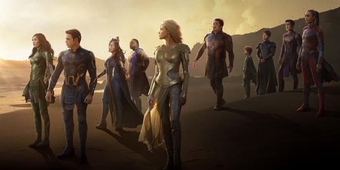 "Marvel's 'Eternals' Reveals a New ""Change"" Teaser"