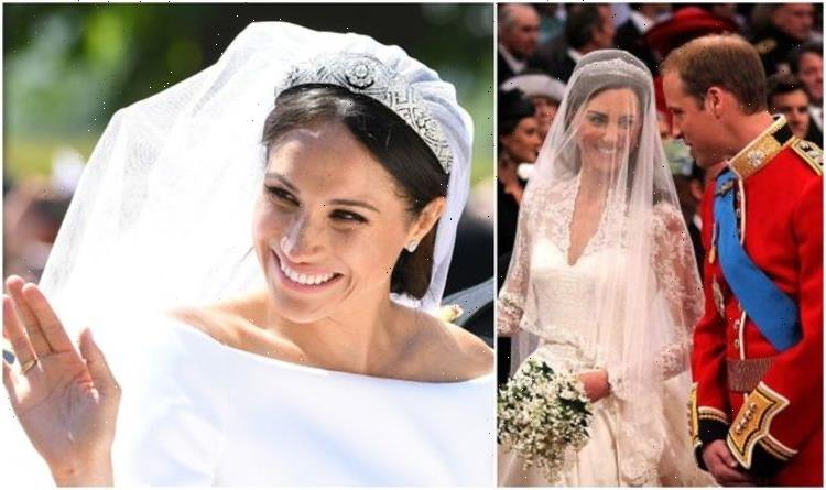 Meghan Markle bought own £110,000 wedding dress unlike Kate – gown shows 'empowerment'