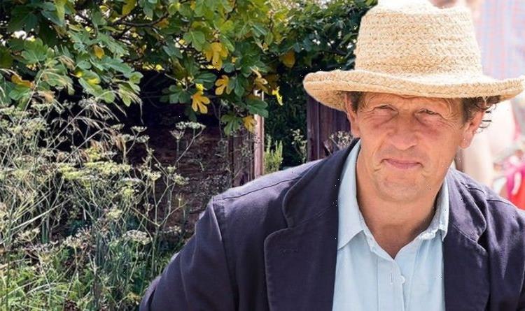 Monty Don: Gardeners World presenter finds 'uninvited visitor' in garden after break in