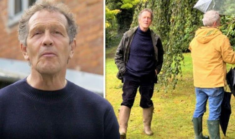 Monty Don upsets Gardeners' World fans with 'last shoot' news after 'horrible' conditions