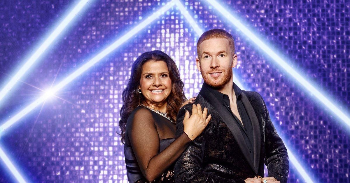 Neil Jones says he's too old to keep up with Strictly Come Dancing pros