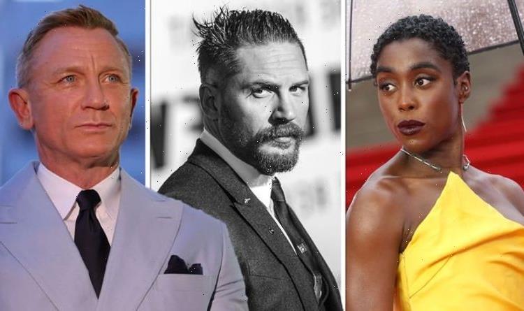 Next James Bond: Tom Hardy steams ahead as Lashana Lynch slips behind