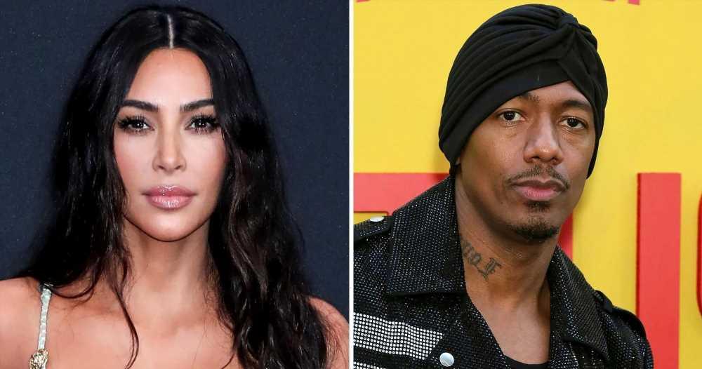 Nick Cannon Says Kim Kardashian Broke His Heart: 'I Was Really Into Her'