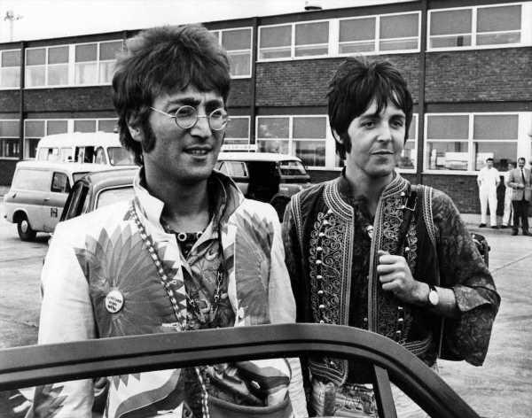 Paul McCartney Says John Lennon Didn't Think He'd Be Remembered