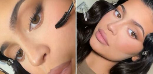 Pregnant Kylie Jenner scraps the filter as she shares close-up video of her makeup after blackfishing accusations
