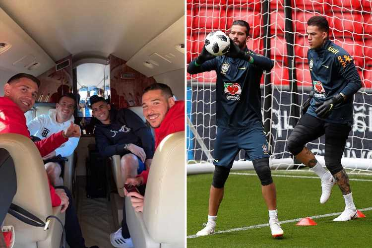 Premier League clubs including Man Utd, Chelsea and Liverpool join together to fly nine South American stars back