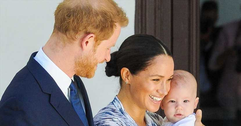 Prince Harry and Meghan Markle's Son Archie Is 'Coming Into His Own'