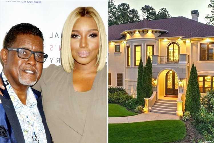 RHOA's NeNe Leakes lists massive Georgia mansion for $4M just weeks after husband Gregg's tragic cancer death
