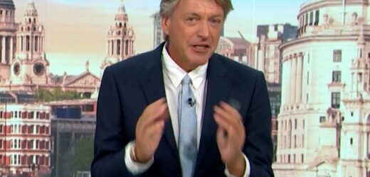 Richard Madeley slammed by furious viewers as he shuts down Good Morning Britain guest by calling her 'darling'