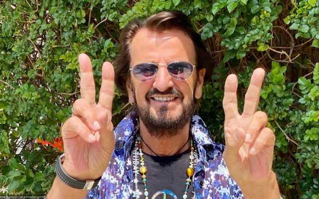 Ringo Starr Blames 'Dodgy' COVID-19 Situation for Uncertainty Around 2022 Tour