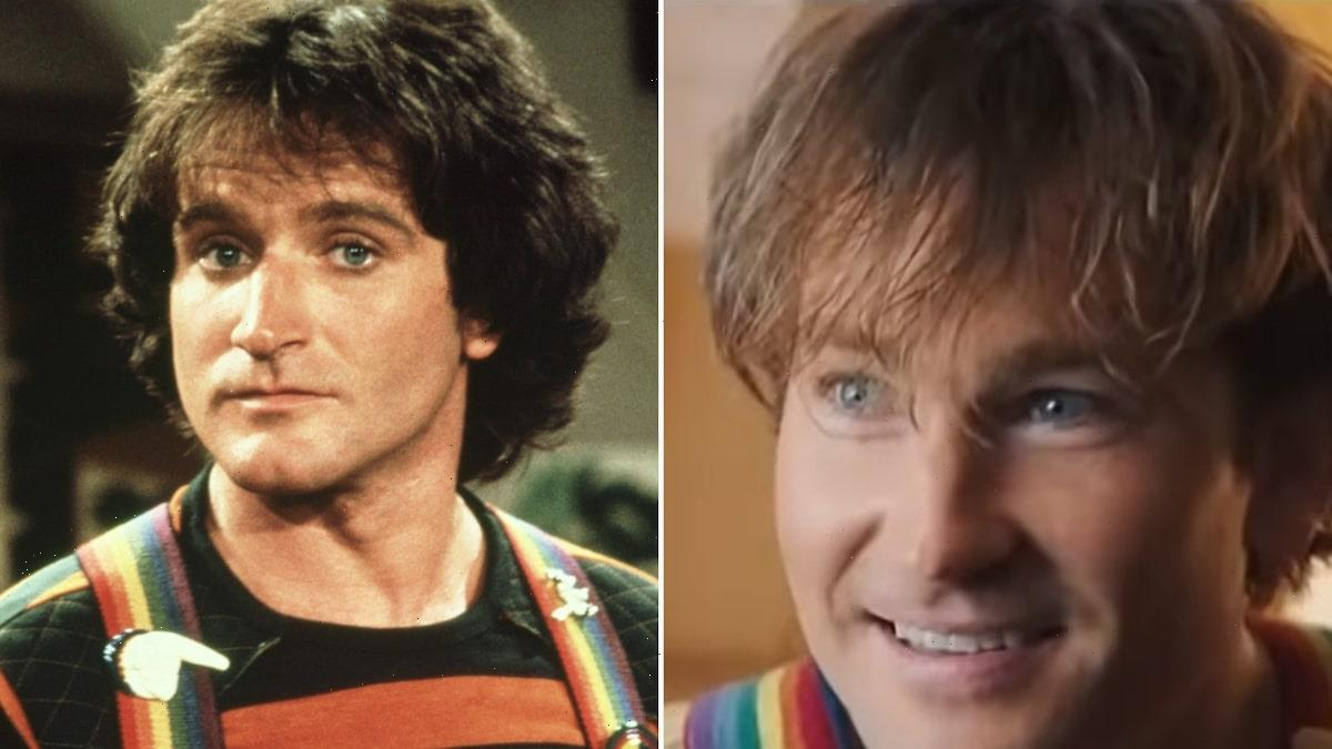 Robin Williams' Fans Beg for Biopic After Uncanny Impression by Actor Jamie Costa Goes Viral