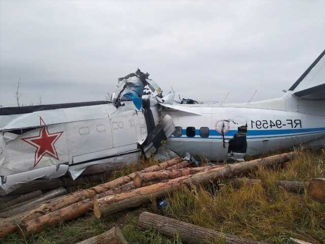 Russia plane crash – 16 people killed and seven injured in air tragedy in Tatarstan