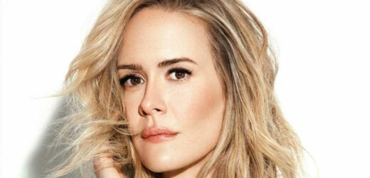 """Sarah Paulson Says She Was """"Living in Fear"""" of Her Latest Project Coming Out"""