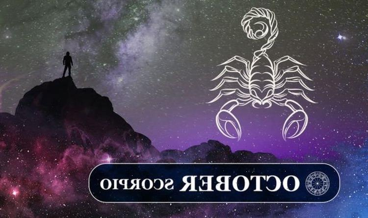 Scorpio October horoscope 2021: Whats in store for Scorpio this month?